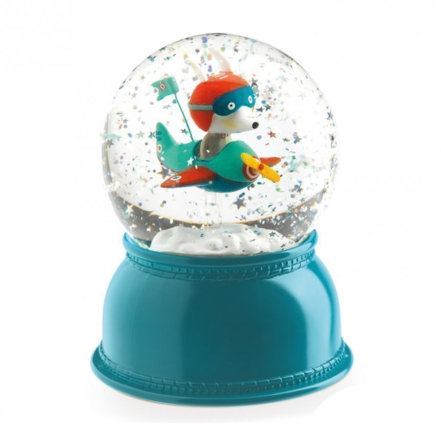 Djeco Airplane Night Light Yövalo