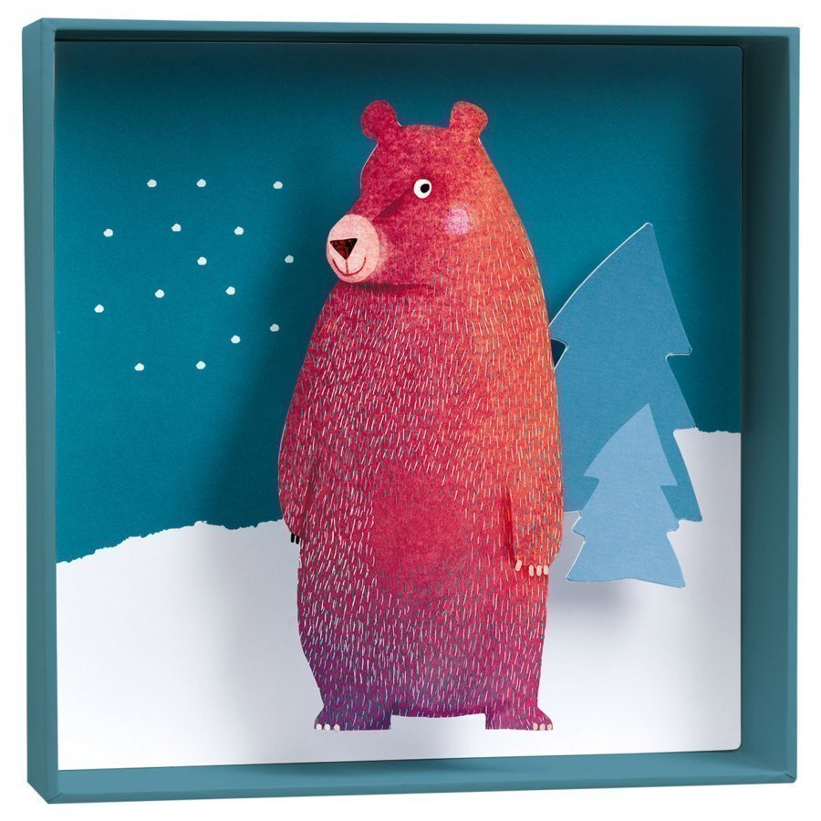 Djeco Bear Wall Decor Juliste