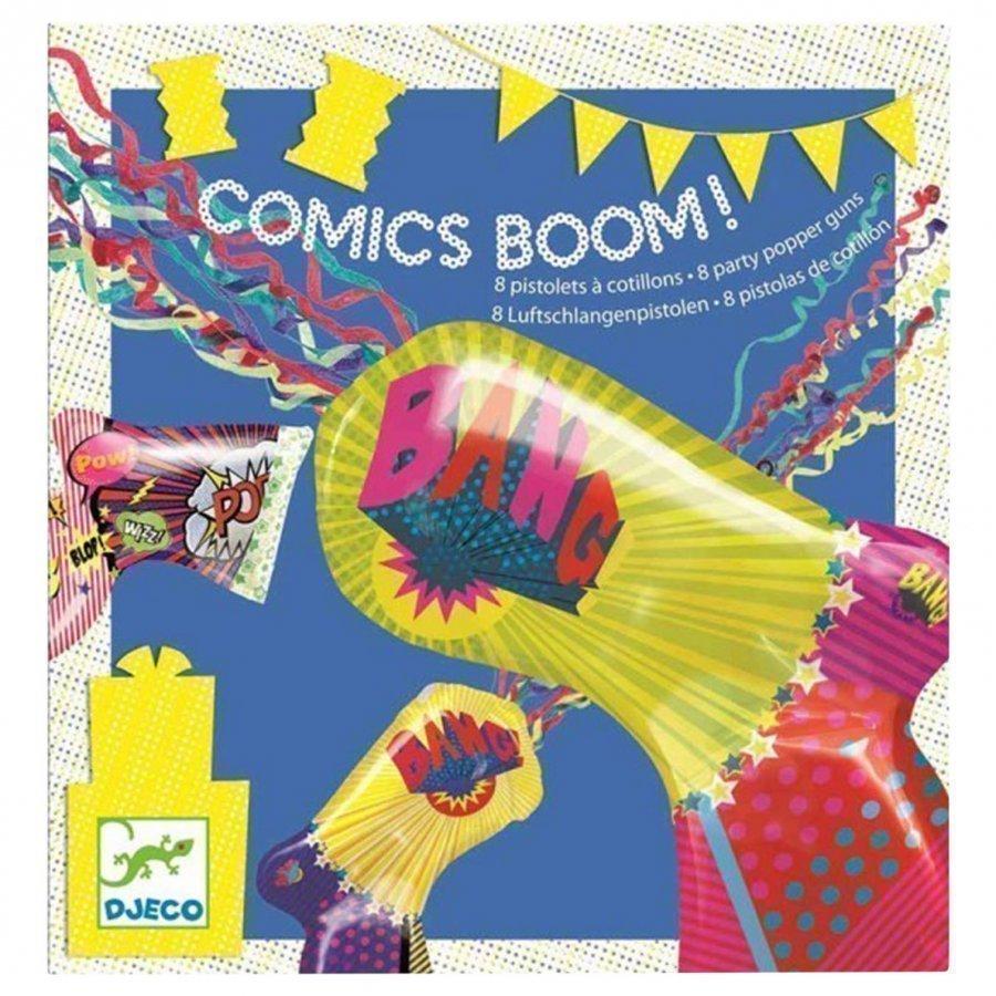 Djeco Comics Boom Askartelu
