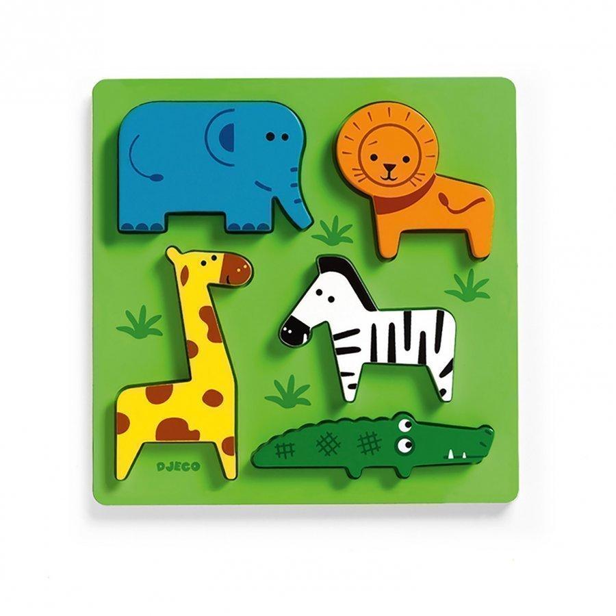 Djeco Incrocodible Puzzle Palapeli