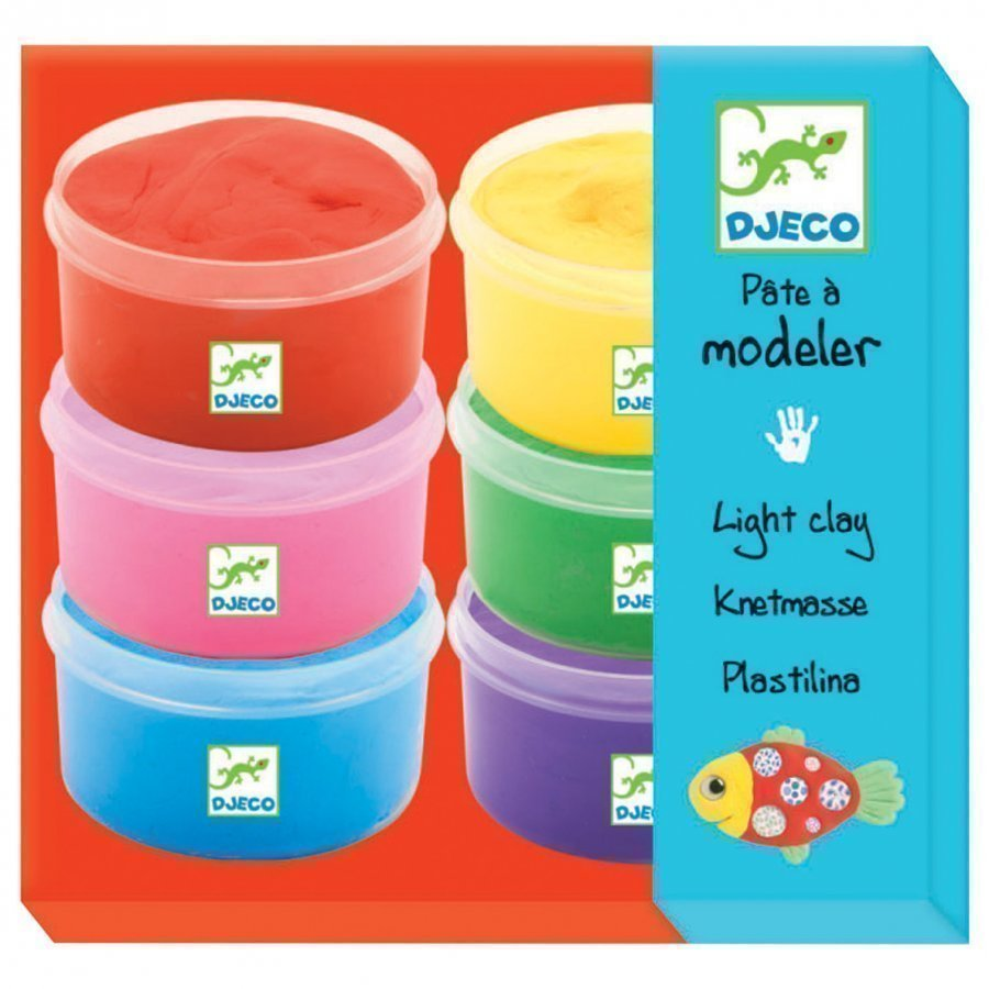 Djeco Light Clay Savi