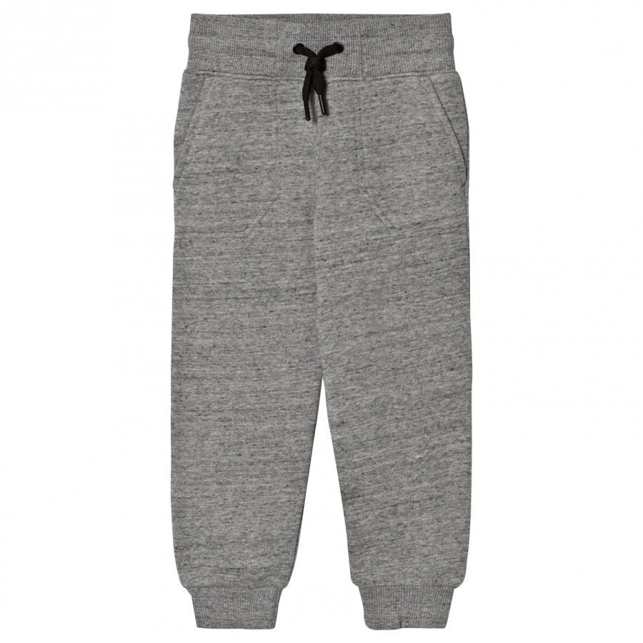 Dkny Grey Marl Branded Sweat Pants Verryttelyhousut