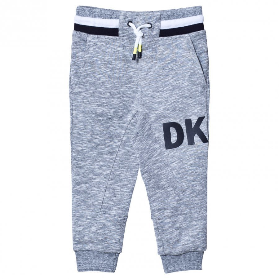 Dkny Grey Marl Sweat Pants Verryttelyhousut