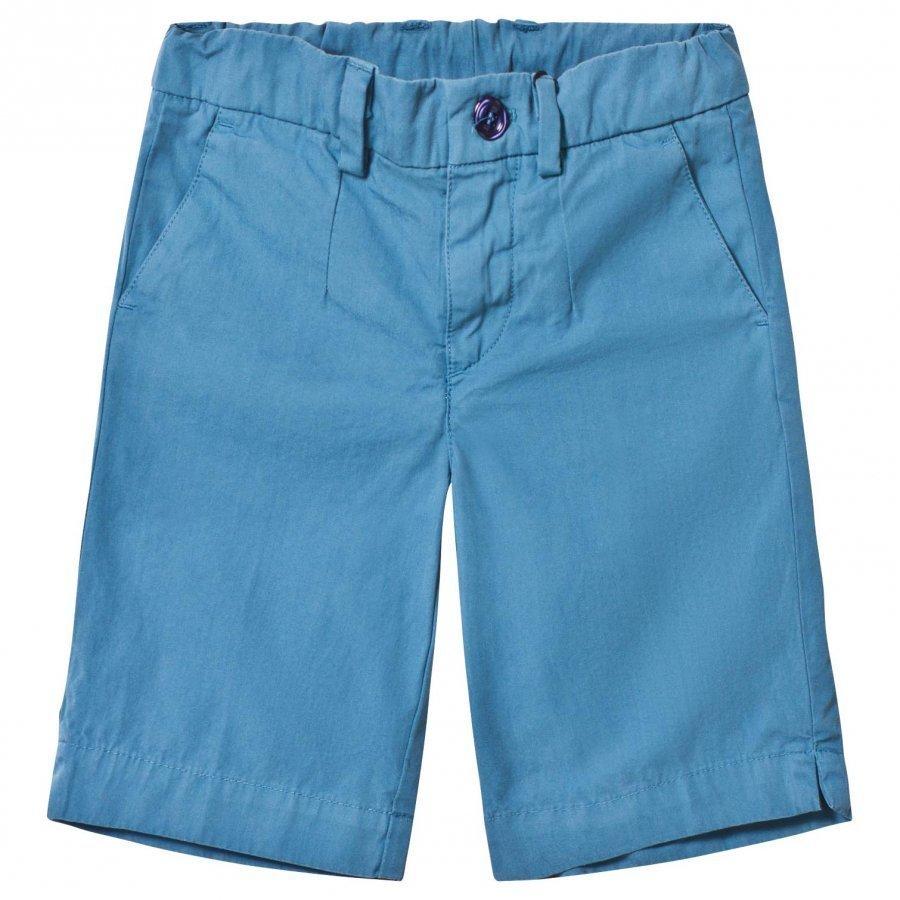 Dolce & Gabbana Light Blue Chino Shorts Shortsit
