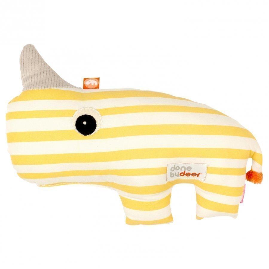 Done By Deer Nozo Soft Toy Yellow Pehmolelu