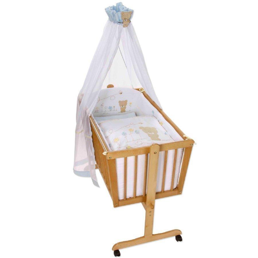 Easy Baby Kehtosetti Hunajakarhu Sininen 480 41