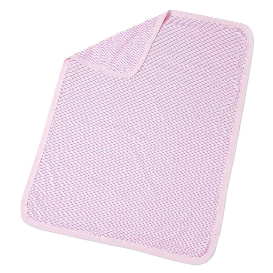 Easy Baby Lasten Peitto 75 X 100 Cm Vaaleanpunainen