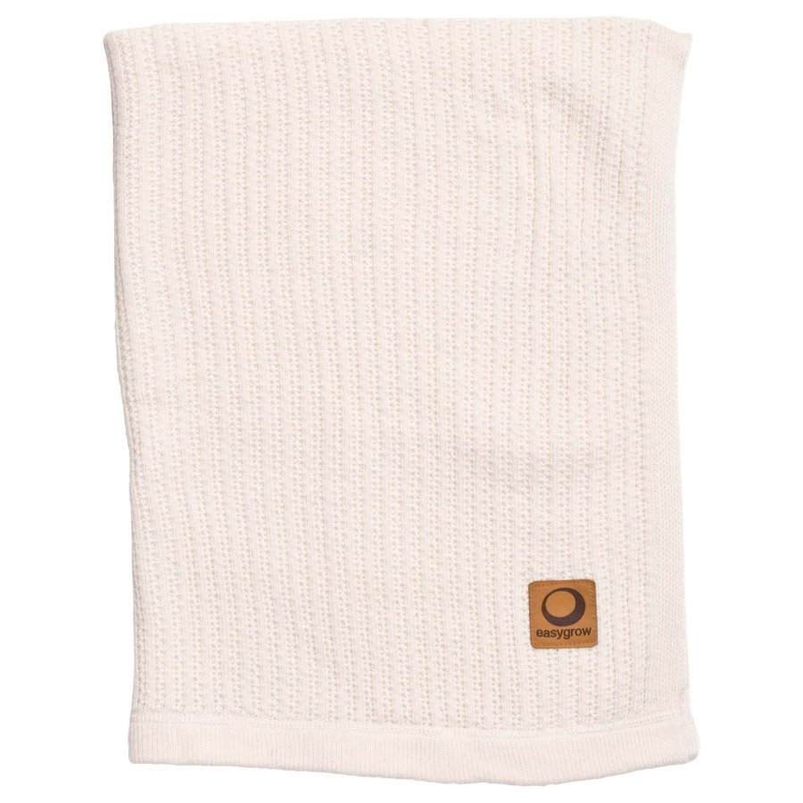 Easygrow Grandma Knitted Blanket Off White Huopa