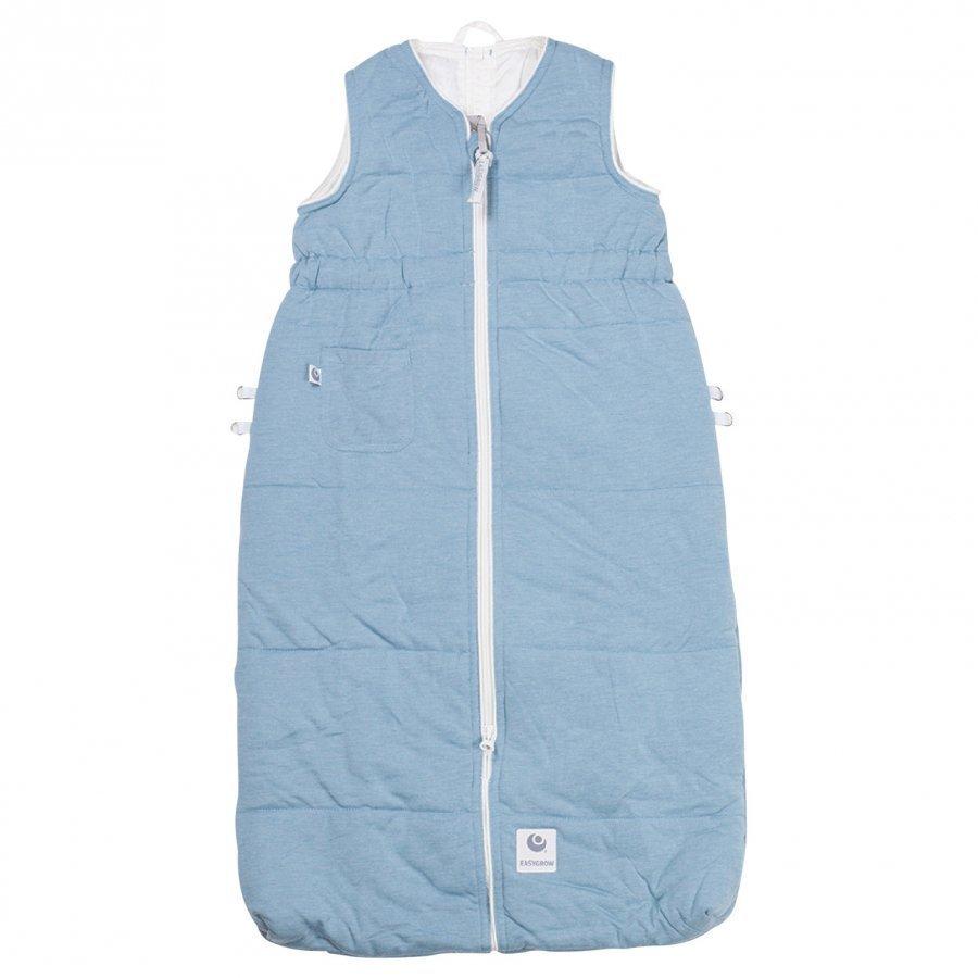 Easygrow Nightbag Bamboo Viscose Blue 0-18 Vauvan Makuupussi