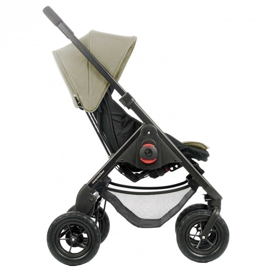 Easywalker June Stroller With Bag Sand Yhdistelmävaunut