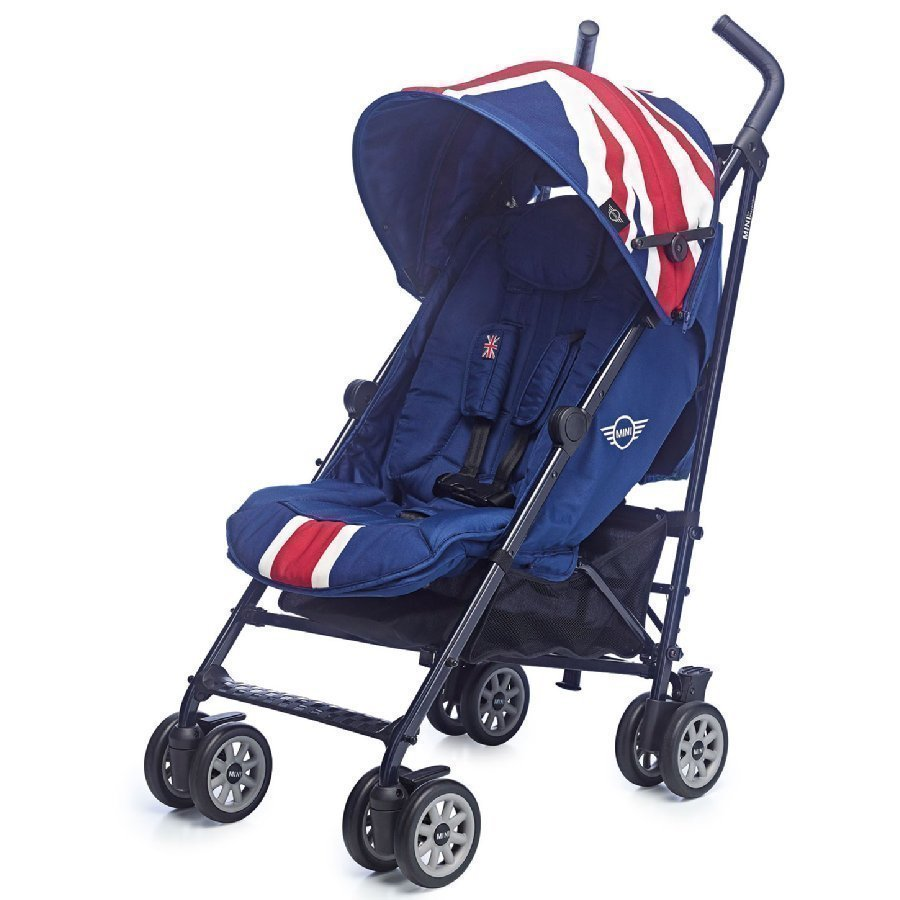 Easywalker Mini Buggy Xl Union Jack Classic Rattaat