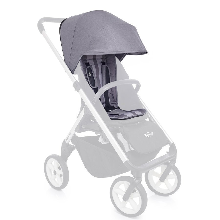 Easywalker Mini Design Set Moonwalk Grey