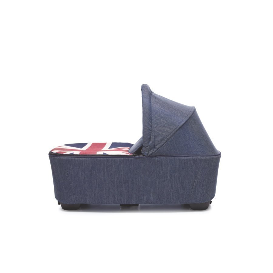 Easywalker Vaunukoppa Mini Union Jack Denim