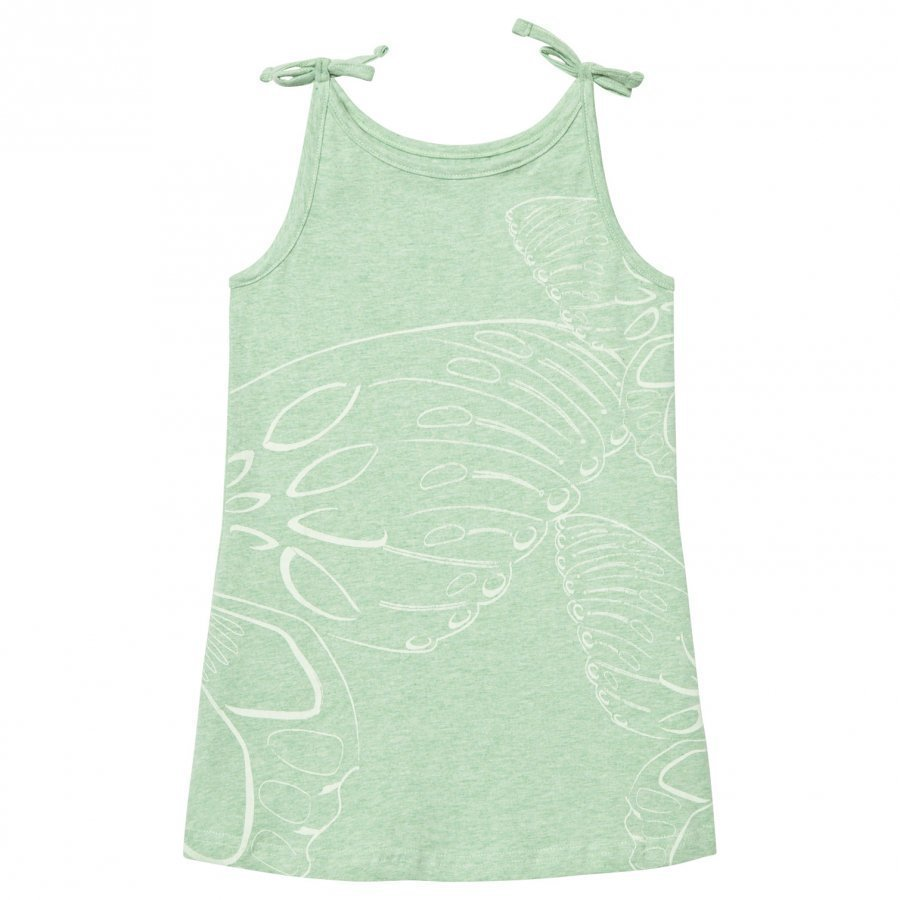 Ebbe Kids Babs Beach Dress Pastel Green Melange Mekko