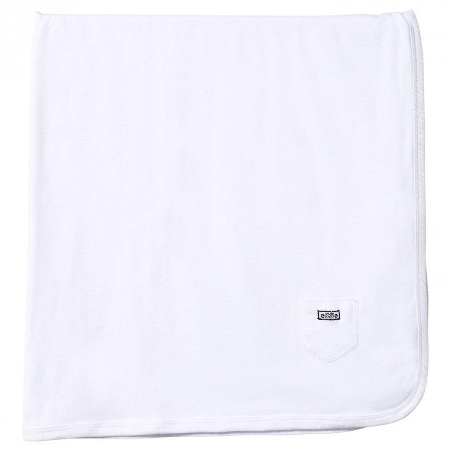 Ebbe Kids Baby Blanket White Huopa