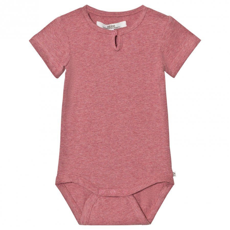 Ebbe Kids Bambina Baby Body Washed Rose Melange Body