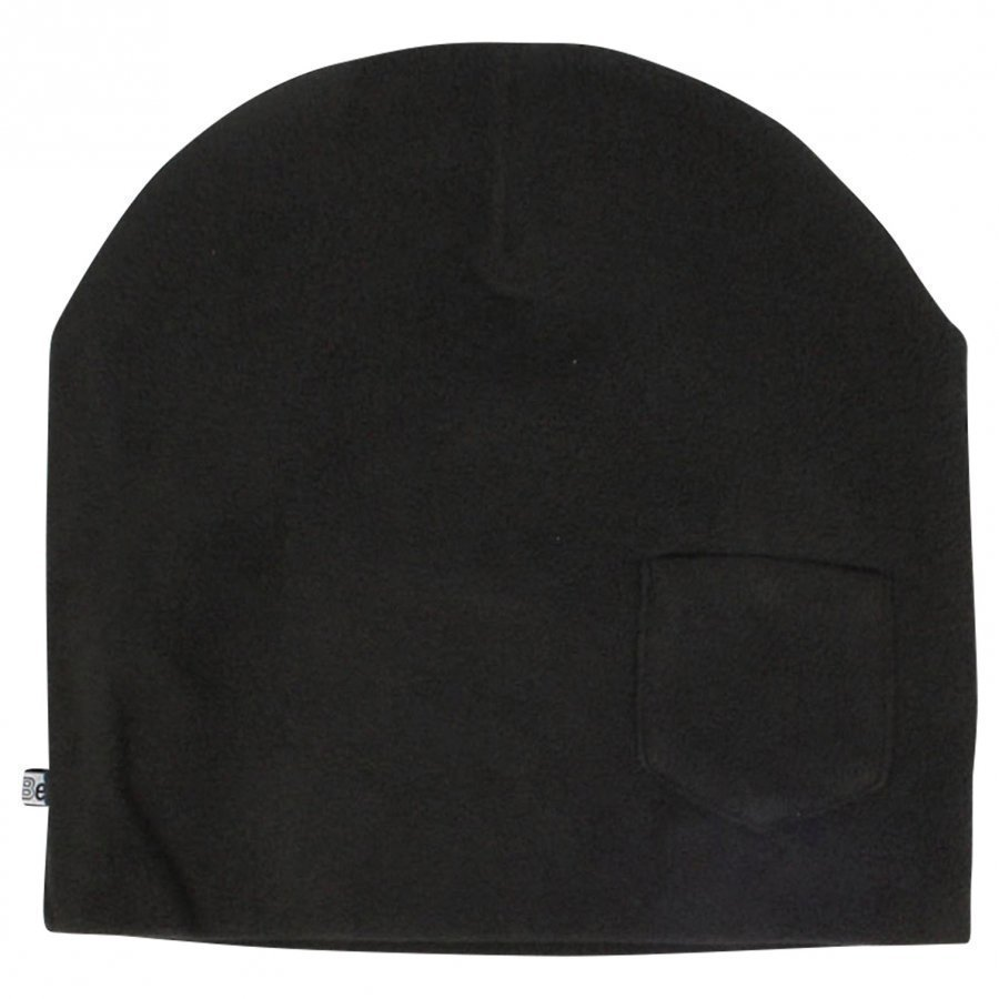 Ebbe Kids Beanie Fleece Elsi Black Pipo