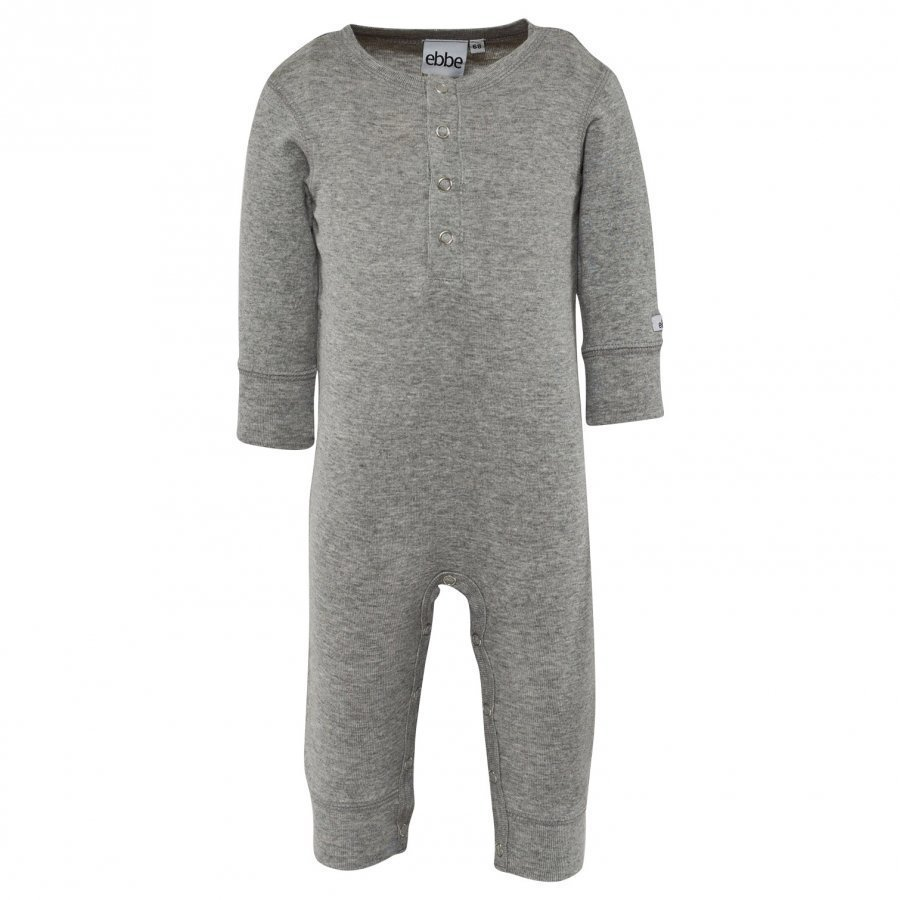 Ebbe Kids Bodysuit Emma Grey Body