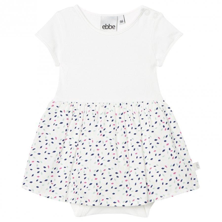 Ebbe Kids Chloe Baby Dress Multi Color Sprinkles Mekko
