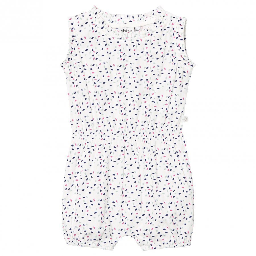 Ebbe Kids Cling Baby Romper Multi Color Sprinkles Romper Puku