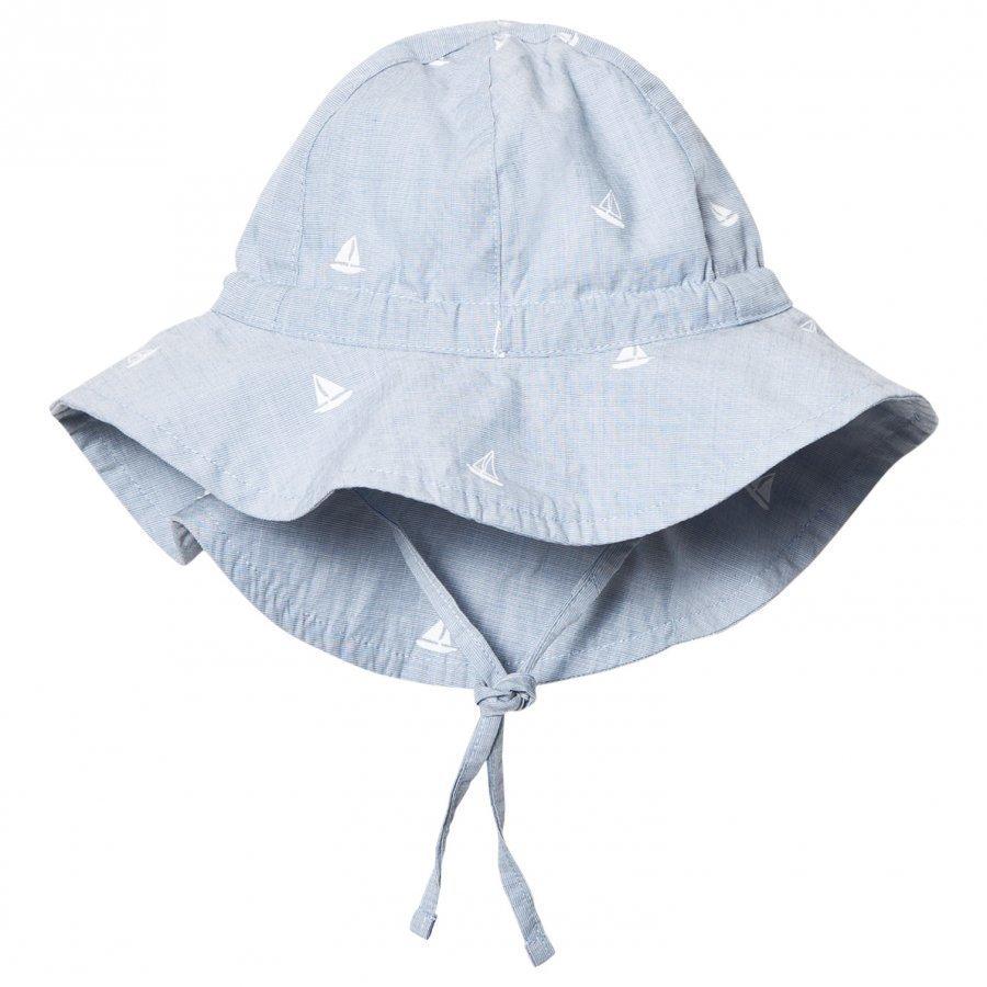 Ebbe Kids Coast Sun Hat Tilting Boats Aurinkohattu