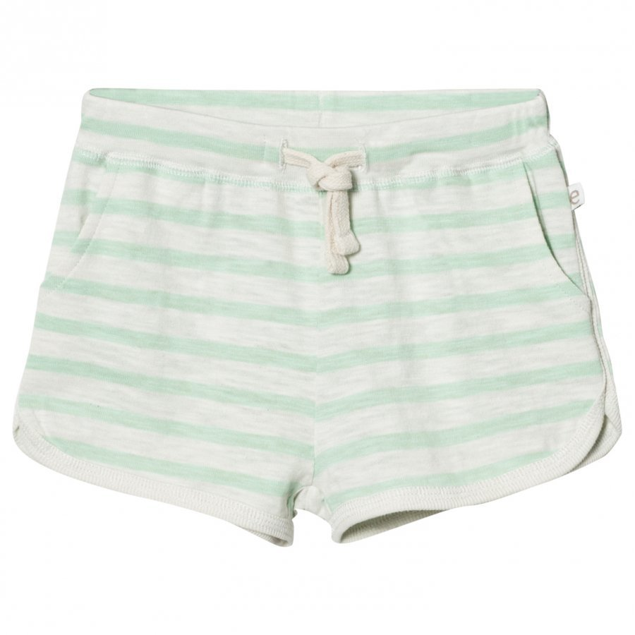 Ebbe Kids Daisy Shorts Off White/Ever Green Oloasun Shortsit