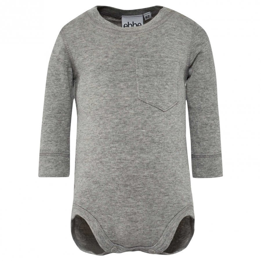 Ebbe Kids Emmet Grey Melange Body