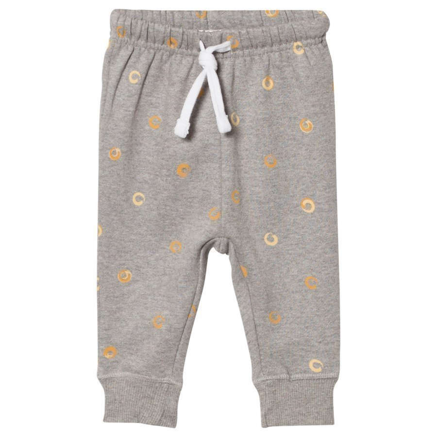 Ebbe Kids Energi Sweat Pant Soft Gold Swirls Verryttelyhousut