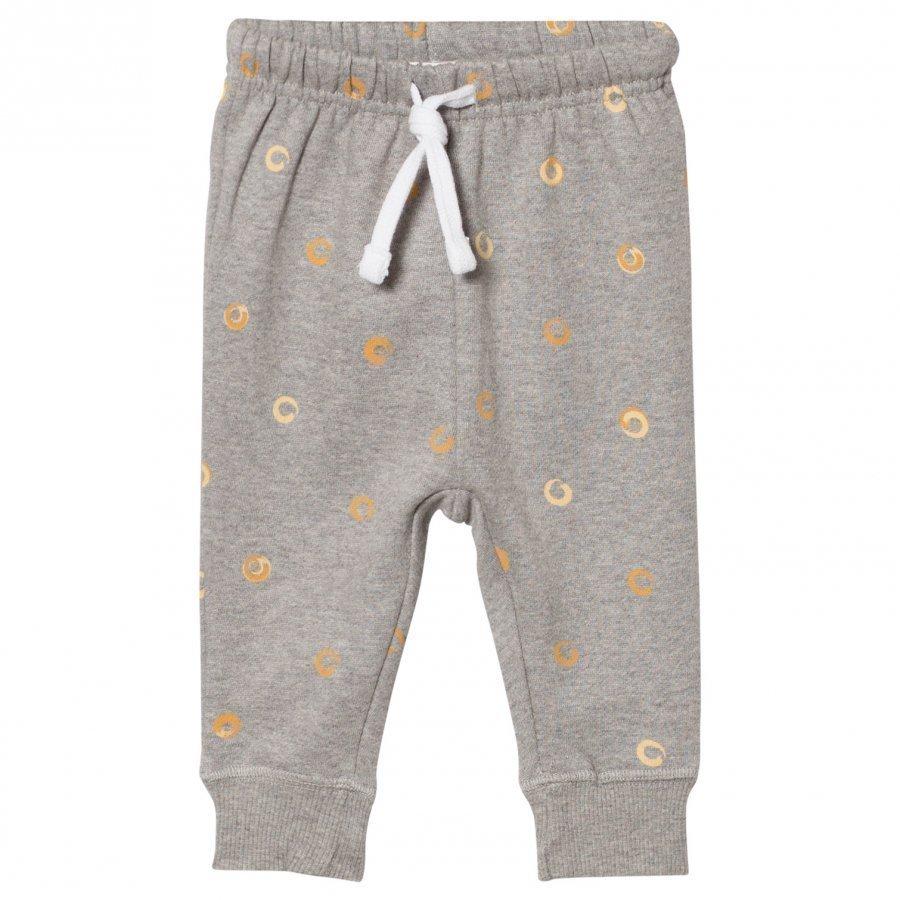 Ebbe Kids Energi Sweat Pant Soft Gold Swirls Verryttelyhousut