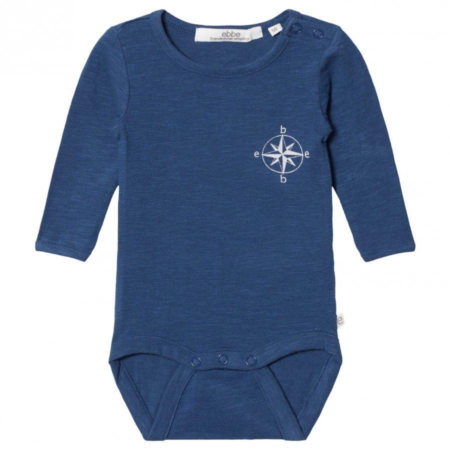 Ebbe Kids Hedda Baby Body Nordic Blue Body