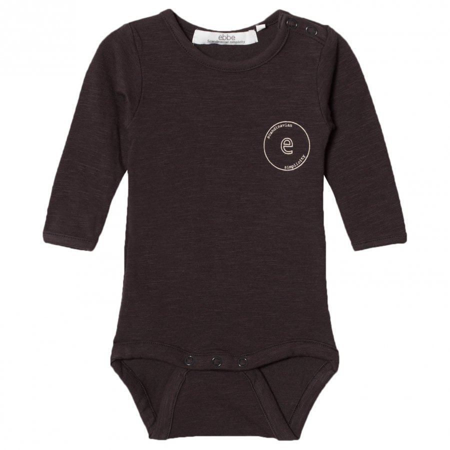 Ebbe Kids Hedda Baby Body Soft Black Body