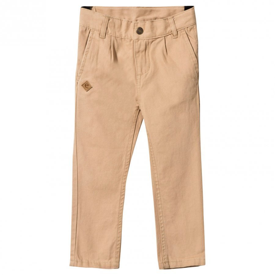 Ebbe Kids Jeff Chinos Golden Beige Chinos Housut