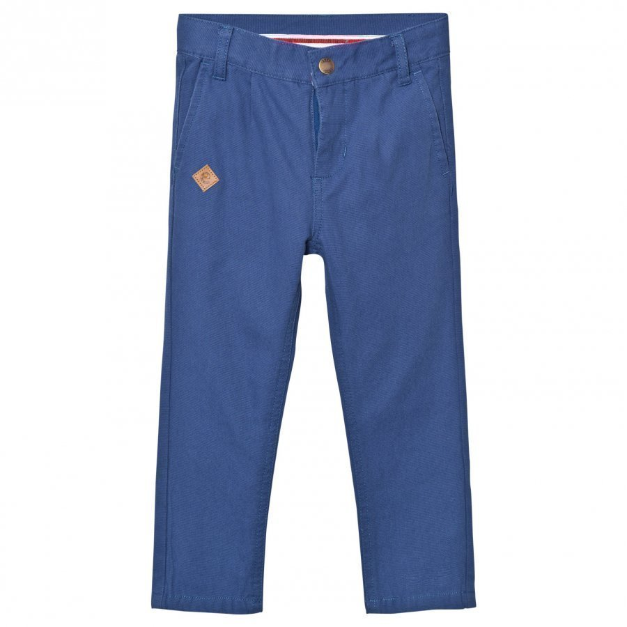 Ebbe Kids Lawson Chinos Dark Ocean Blue Chinos Housut