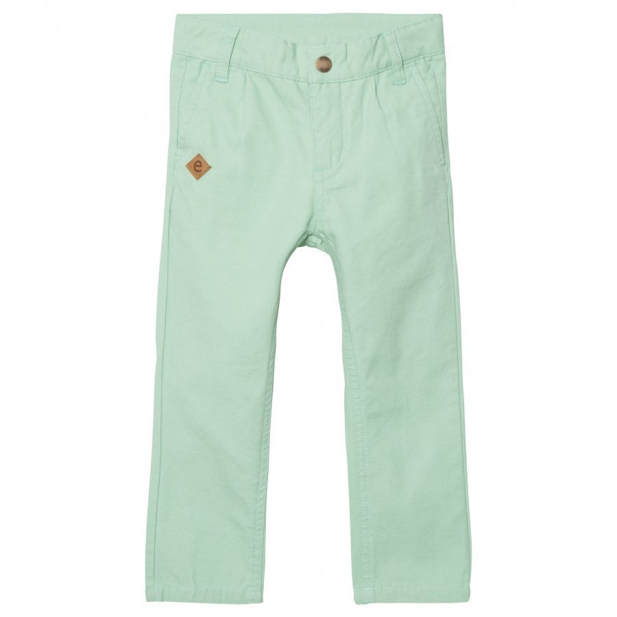 Ebbe Kids Lawson Chinos Green Pear Chinos Housut