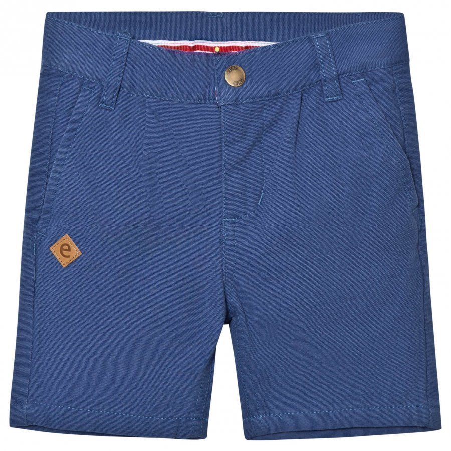 Ebbe Kids London Chinos Shorts Dark Ocean Blue Shortsit