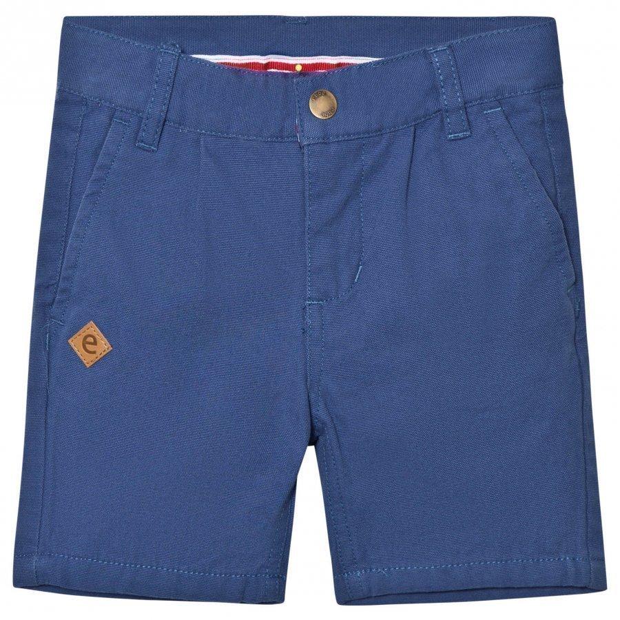 Ebbe Kids London Chinos Shorts Dark Ocean Blue Shortsit