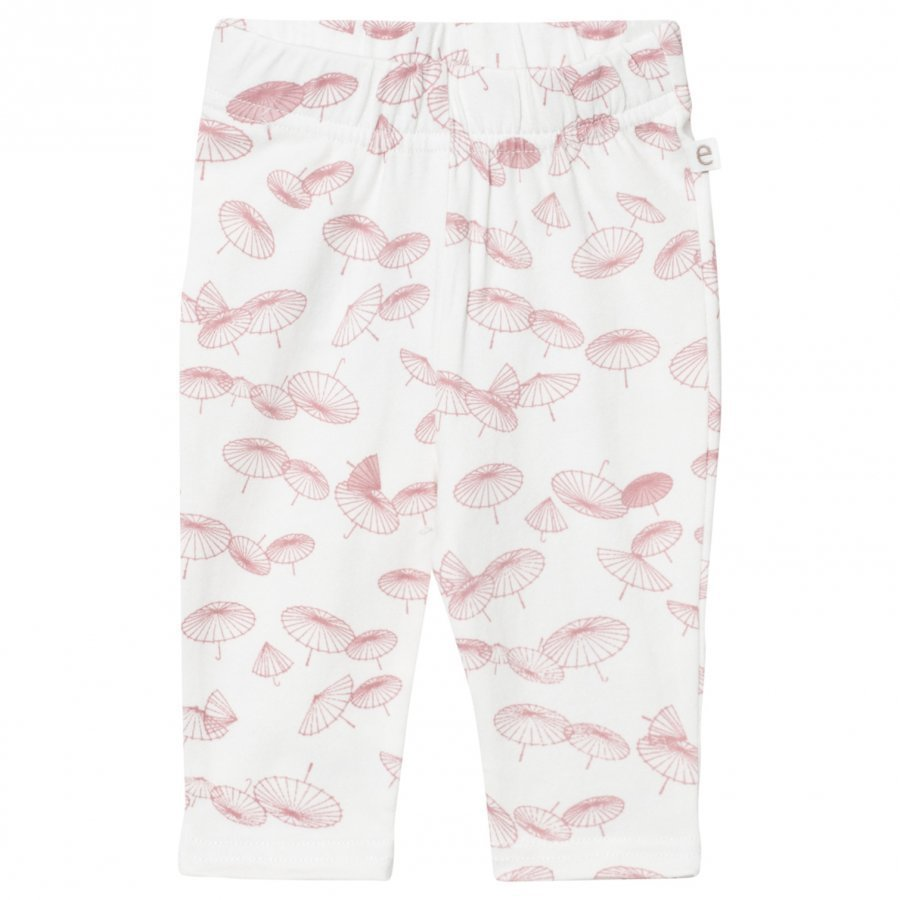 Ebbe Kids Moon Leggings Pink Umbrellas Legginsit