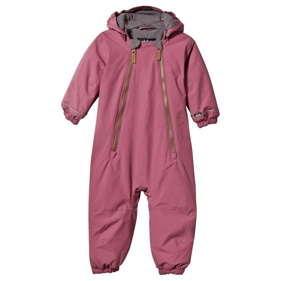 Ebbe Kids Obie Winter Baby Coverall Heather Lilac Toppahaalari