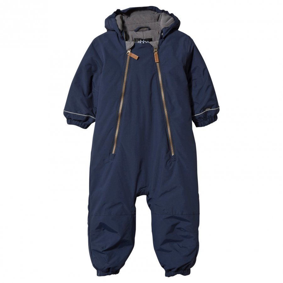 Ebbe Kids Obie Winter Baby Coverall Navy Toppahaalari