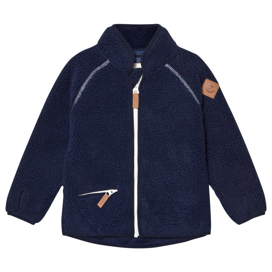Ebbe Kids Ode Terry Fleece Winter Navy Fleece Takki