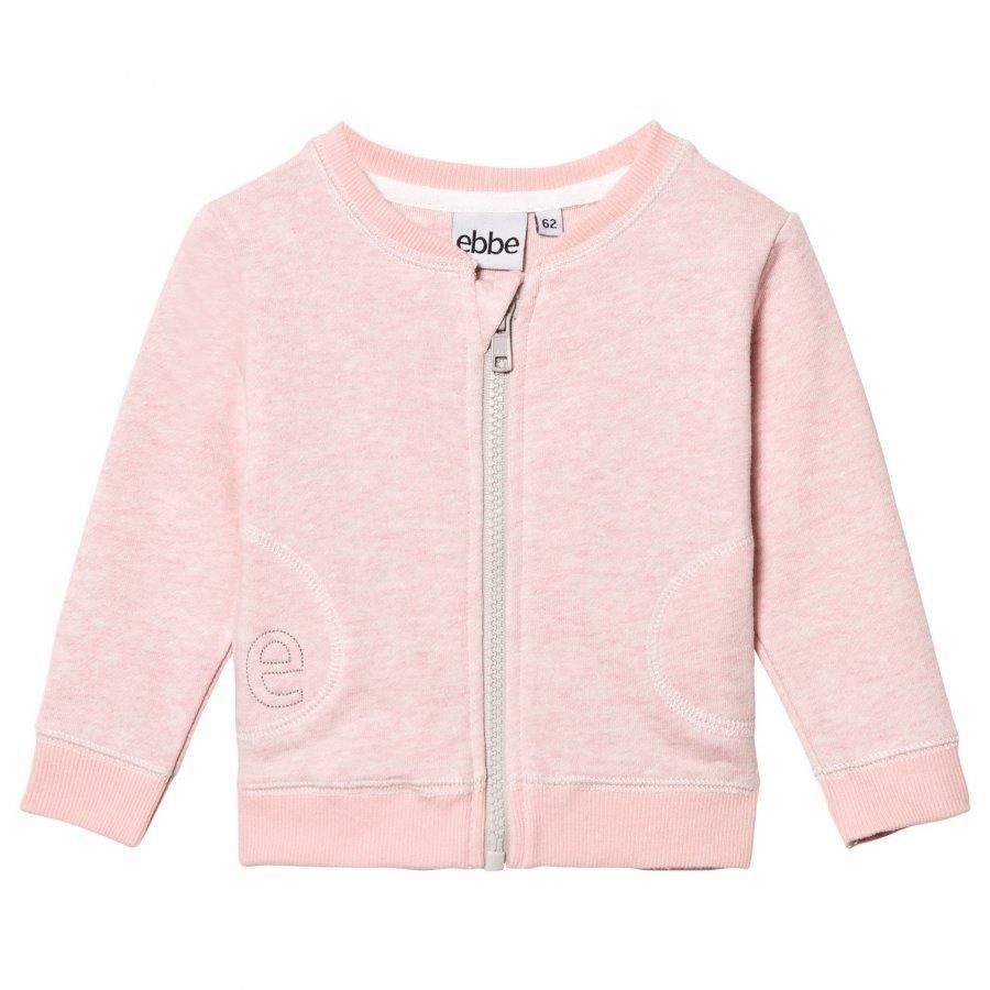 Ebbe Kids Stella Sweat Jacket Pink Dazzle Oloasun Paita