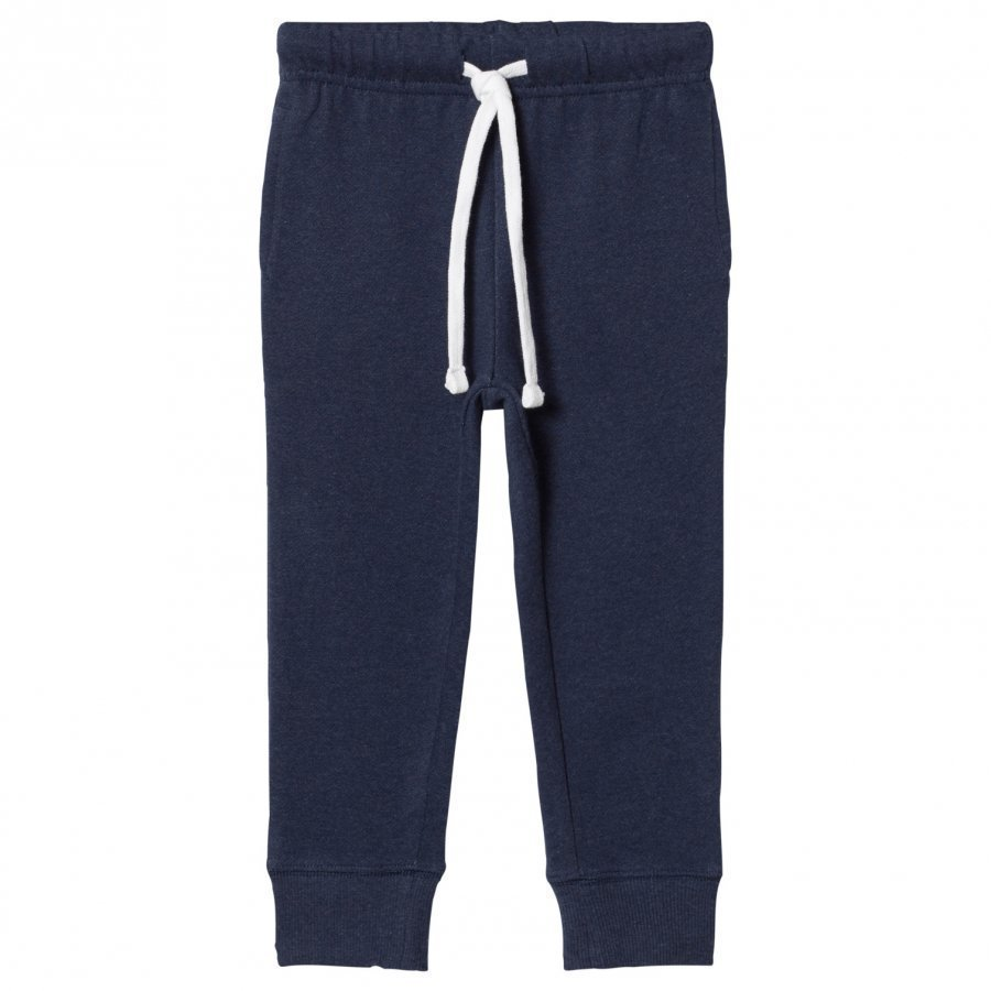 Ebbe Kids Ulvo Sweat Pant Twilight Blue Melange Verryttelyhousut