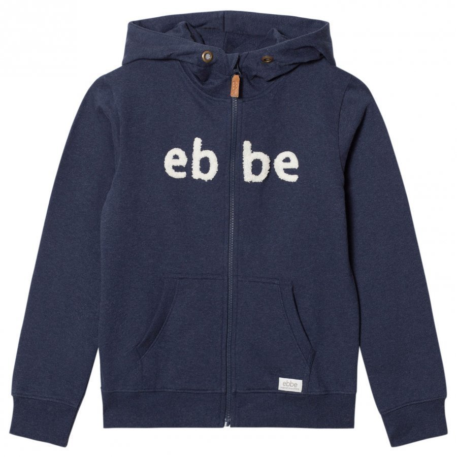 Ebbe Kids Unity Sweat Hoodie Twilight Blue Melange Huppari