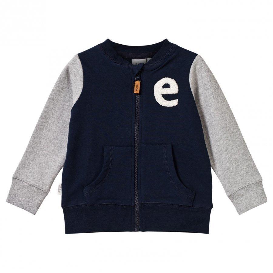 Ebbe Kids Zack Sweat Jacket Winter Navy Oloasun Paita