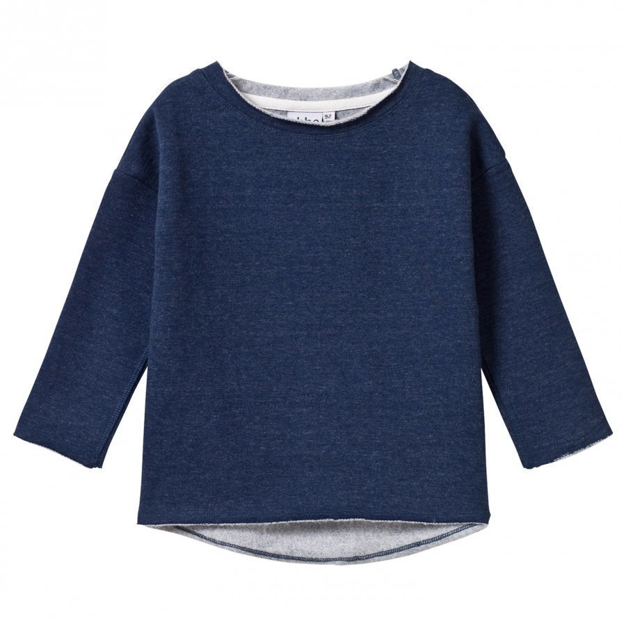 Ebbe Kids Zia Sweater Winter Navy Oloasun Paita