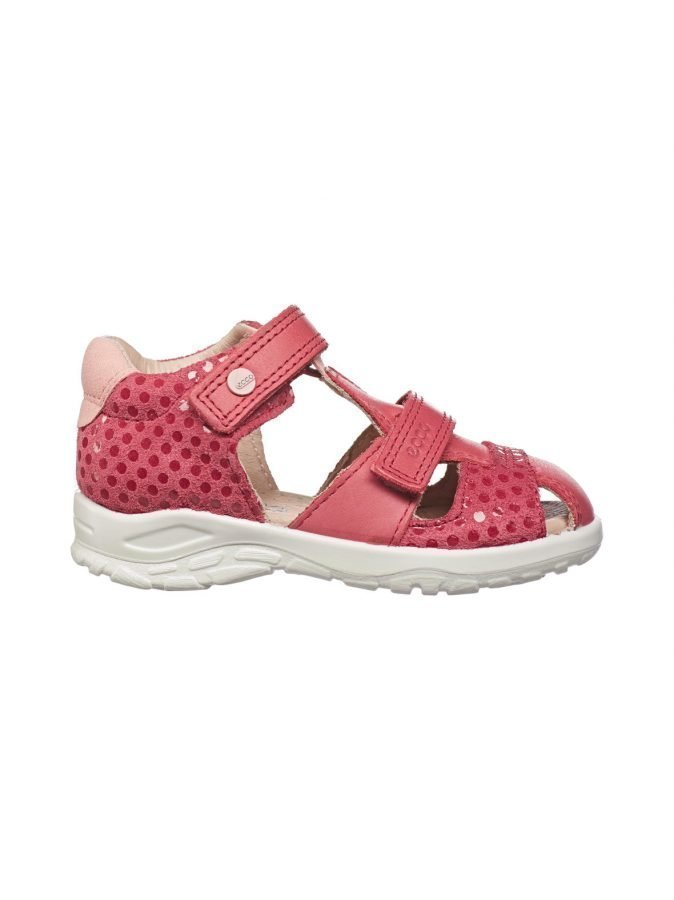 ECCO Baby Girls' Peekaboo Sandals