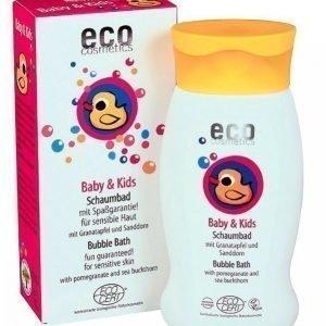 Eco Cosmetics Kylpyvaahto 200 Ml Luomu