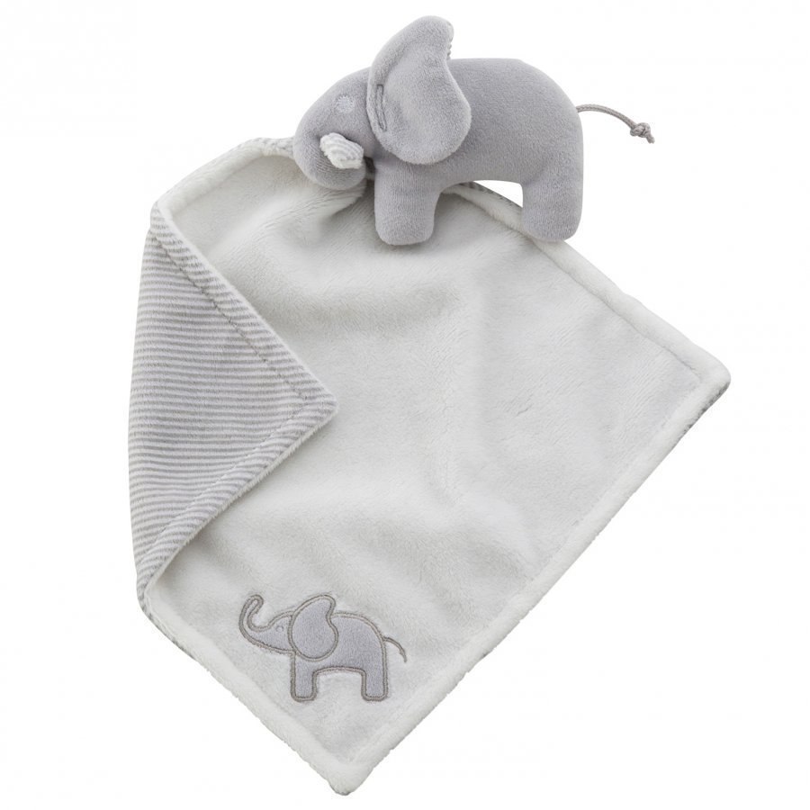 Elephant Cuddle Blanket Elephant Grey Uniriepu