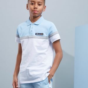 Ellesse Brandino Colour Block Polo Sininen
