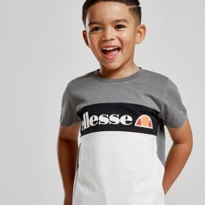 Ellesse Centio Colour Block T-Shirt Harmaa
